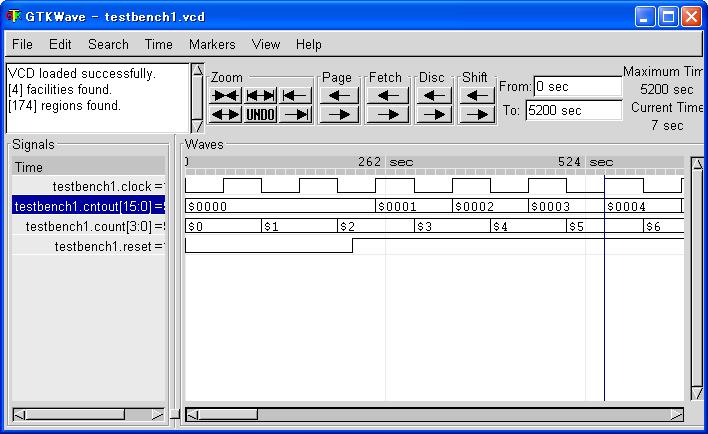 WindowsでVerilog(Icarus Verilog)